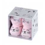 FALKE Baby Cat beebisokid kinkekarbis powder rose