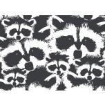 Finlayson froteerätik Pesue must-valge 50x70cm
