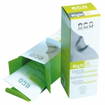 ECO Cosmetics VEGAN öökreem ženšenni ja granaatõuna ekstraktiga 50ml