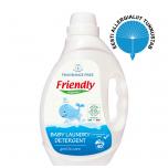 Friendly Organic lõhnatu pesugeel riiete pesuks 2000 ml