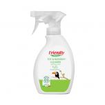 Friendly Organic mänguasjade ja lastetoa puhastusvahend 250ml