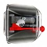 GloMinerals Black Pencil Sharpener, silma- ja huulepliiatsi teritaja