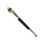 Glo Skin Beauty Dual Foundation/Camouflage brush, kahepoolne jumestuspintsel