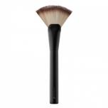 Glo Skin Beauty Fan brush - põsepuna, päikesepuudri ja särapaleti pintsel