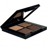Glo Skin Beauty Metallic Smoky Eye Kit  Sädelev suitsusilma palett