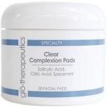 GloTherapeutics Clear Complexion Pads-Hooldusvahend aknesele nahale 50tk
