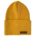 Geggamoja villane müts, Mustard