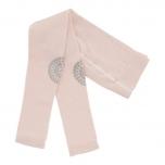 GoBabyGo stopperitega retuusid Soft Pink Glitter