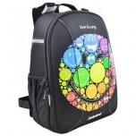Herlitz koolikott Be Bag Airgo Smiley Rainbow