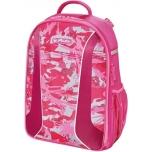 Herlitz koolikott BE BAG AIRGO, Camouflage Pink