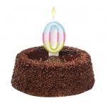 Susy Card sünnipäevaküünal nr 0