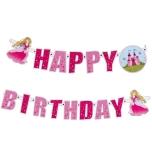 Susy Card kaunistus Happy Birthday-Printsess 2m