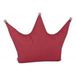 Hoppekids Princess dekoratiivpadi Crown 75x55cm