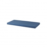 Hoppekids poroloonmadrats tepitud katteriidega 160x9x70cm erinevad värvid