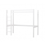Hoppekids kõrge moodul BASIC voodile 90x200cm valge