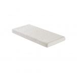 Hoppekids ECO Luxury hüpoallergiline madrats tepitud katteriidega 70x160cm
