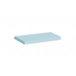 Hoppekids külm töödeldud poroloonmadrats katteriidega 160x9x70cm erinevad värvid