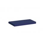 Hoppekids külmtöödeldud poroloonmadrats katteriidega 160x12x70cm erinevad värvid