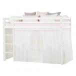 Hoppekids lux kardinad talve muinasjutt keskmise kõrgusega voodile 70x160cm ja 90x200cm