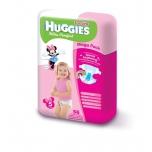 Huggies Ultra Comfort Mega 5 Girl 12-22kg 56tk