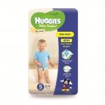Huggies Ultra Comfort Giga 5 Boy 12-22kg 64tk