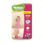 Huggies Ultra Comfort Giga 5 Girl 12-22kg 64tk