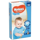 Huggies püksmähkmed Pants 4 Mega Boy 7-16kg 52tk