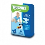 Huggies mähkmed Elite Soft 4 Mega 8-18kg 66 tk