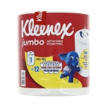 Kleenex paberkäterätt Jumbo 1 rull 600 lehte