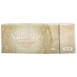 Kleenex taskurätt Ultra Soft 7tk*12pakki 4-kihiline