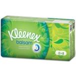 Kleenex taskurätt Balsam 9tk*8pakki 4-kihiline