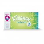 Kleenex taskurätt Box Balsam 80tk 3-kihiline