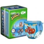 Huggies ujumismähkmed Little Swimmers (3-4) 7-15kg 12tk