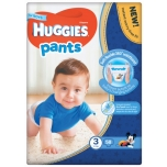 Huggies püksmähkmed Pants 3 Mega Boy 6-11 kg 58tk