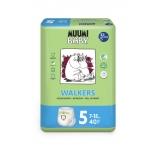 Muumi ÖKO Walkers/püksmähkmed 5 7-15kg 40tk