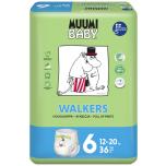 Muumi ÖKO Walkers/püksmähkmed 6 12-20kg 36tk