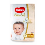 Huggies mähkmed Elite Soft 4 Mega 8-14kg 66 tk