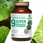 Ecosh SuperGreen roheliste supertoitude segu 90tk 45g