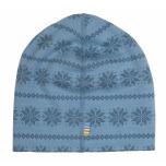 Joha müts meriinovill snowflake, sinine