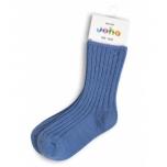 Joha meriinovillane sokk, sinine
