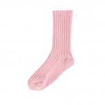 Joha meriinovillane sokk, õrnroosa