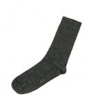 Joha õhuke meriinovillane sokk, tumehall