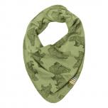 Joha kaelussall meriinovill Bear, roheline