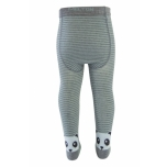 Melton sukkpüksid Panda on back, suurused 68cm-4 aastat