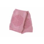 Melton LET´S GO stopperitega põlvekaitsmed, roosa