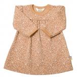Joha A-kujuline kleit meriinovill-puuvill Blossom