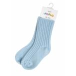 Joha meriinovillane sokk helesinine