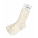 Joha meriinovillane sokk valge