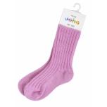 Joha meriinovillane sokk, roosa
