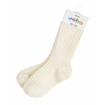 Joha meriinovillane sokk, valge